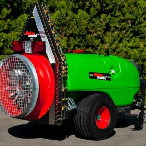 Sprayers for orchards